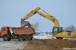 6 марта Глава Искитимского района Олег Лагода посетил стройплощадку птицефабрики по выращиванию уток.