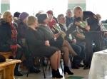 Сотрудники полиции поздравили женщин с праздником