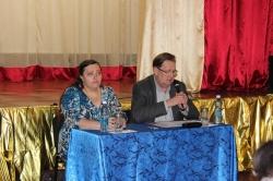 Ответы на вопросы жителей Центрального микрорайона на встрече с главой города