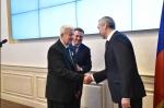 Бывший директор цементного завода Искитима  Борис Дерновский награжден знаком отличия «За заслуги перед Новосибирской областью»