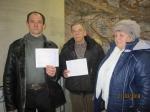 Семья из Искитимского района получила жилищный сертификат
