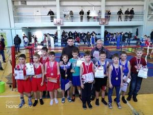 Искитимские боксеры завоевали медали турнира на призы Александра Винникова