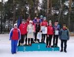 Лыжники Искитимского района выступили на областных соревнованиях