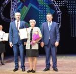 Поздравляем ведущего библиотекаря Листвянской сельской библиотеки Марину Александровну Ломиворотову с победой в конкурсе