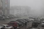 Сегодня утром новосибирцев поразили аномальные природные явления:гром и молния