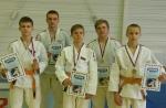 Семь медалей: искитимцы успешно выступили на турнире в Барнауле