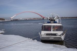 Рыбаков будут штрафовать за выход на хрупкий лед
