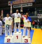 Победа на кубке Мира по карате позволит Виктору Глущенко участвовать в Чемпионате Мира