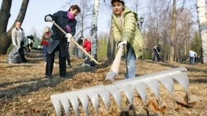 Весенние субботники в Искитиме пройдут 20, 27 апреля и 4 мая