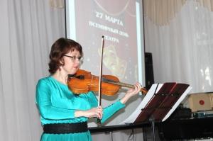 В Искитимском музее возродили Музыкальную гостиную