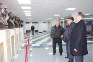 Искитим посетил главный федеральный инспектор по Новосибирской области
