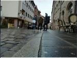Искитимцы четвертый день добираются без денег из Рима в Амстердам