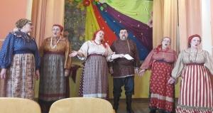 В клубах  сел Гусельниково и Белово прошли концерты линевского народного фольклорного ансамбля «Родняшенька»