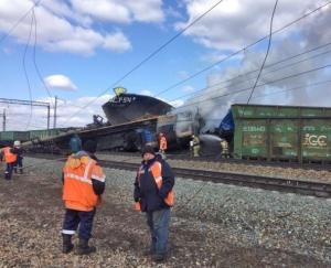 Движение поездов на ст. Евсино восстановлено