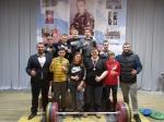 Искитимские тяжелоатлеты завоевали медали Первенства Новосибирской области