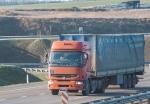 С 23 апреля вводится временное ограничение на движение грузового транспорта по мосту через р. Бердь