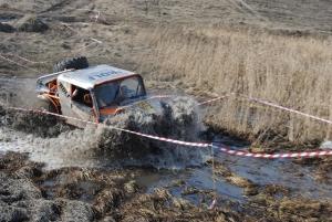 Джиперы открыли сезон гонок под Листвянским