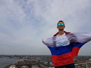 Сергей Гравченко: «Если люди не верят, что мечты сбываются, пусть познакомятся со мной»