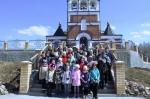 Новосибирские школьники побывали с экскурсией в Ложке
