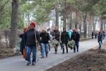 В Искитиме общегородской субботник: вчера массово убирали парки и скверы