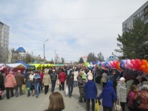 Сегодня в поселке Линево состоится ярмарка