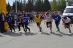 Легкоатлетическая эстафета в Искитиме переносится на 11 мая
