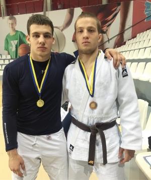 Искитимские дзюдоисты завоевали медали Спартакиады молодежи России