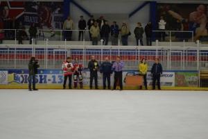 Победителем хоккейного чемпионата в Искитиме стал бердский «Кристалл»