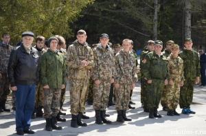 В Искитимском районе начались ежегодные военно-полевые сборы для допризывной молодежи