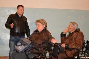 16 мая состоялся выездной день Главы Искитимского района.  Олег Лагода побывал в селе Новолокти