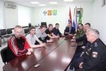 Искитим принял участие в Едином областном Дне призывника