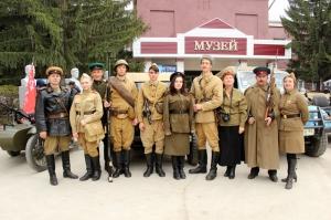 18 мая более 700 человек посетили Искитимский музей, чтобы принять участие в грандиозном празднике «НОЧЬ МУЗЕЕВ»