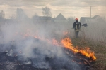 Искитимцев приглашают стать пожарными добровольцами