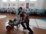 «Большие гонки» в Верх-Коенской школе