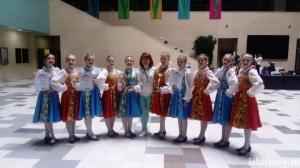 Ансамбль «Чудесники» стал лауреатом I степени в двух номинациях на Международном хореографическом конкурсе-фестивале «Звездный танец».