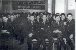 Искитимские солдаты правопорядка