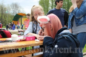 В Искитиме прошла юбилейная Детская ярмарка (фоторепортаж)