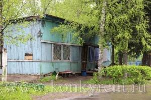 В парке Коротеева скоро исчезнут старые хозпостройки
