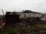 Два дома горели в районе на прошлой неделе. Погиб человек
