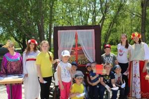 Ложковцы отметили День Пушкина поэтическим марафоном