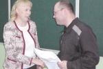 В новосибирской исправительной колонии №18 бывший мэр Бердска учится на юриста