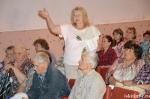 Олег Лагода провел встречу с жителями поселка Керамкомбинат.