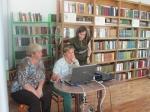 Сотрудники Линёвской поселковой библиотеки провели семинар для коллег из Искитимской ЦБС