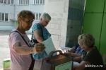 В Линёво проходило предварительное партийное голосование партии «Единая Россия»