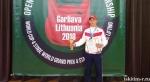 Тяжелоатлет из Керамкомбината завоевал золотую медаль на Первенстве Европы по гиревому спорту