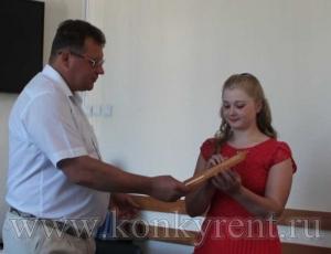 Семью Кузьминых из села Быстровка министр труда поблагодарил за участие в социальной акции