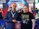 Искитимцы завоевали медали чемпионата Восточной Европы по пауэрлифтингу