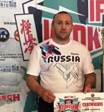 Линевский спортсмен Виктор Глущенко получил звание Мастер спорта России