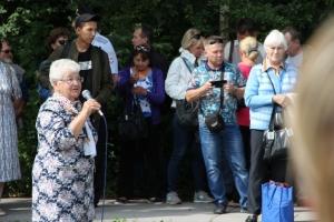 Жители Искитима митинговали против повышения пенсионного возраста