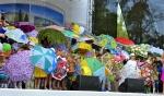 К Дню города ДК «Молодость» проводит конкурс-фестиваль «Я и мой любимый яркий зонтик»
